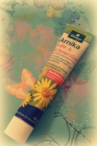 - a good quality arnica gel or cream -