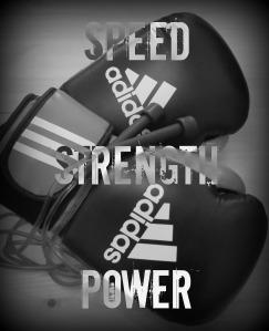 speed strength power